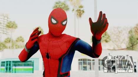 Spider-Man Civil War pour GTA San Andreas