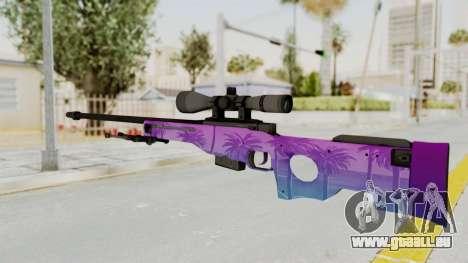 Vice AWP für GTA San Andreas zweiten Screenshot