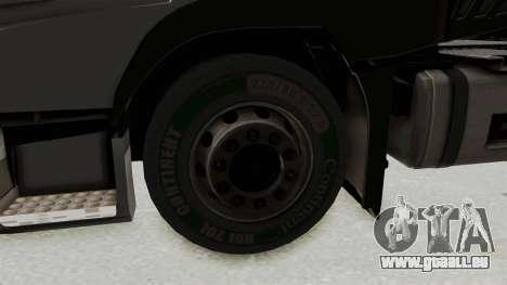 Volvo FM Euro 6 6x4 v1.0 pour GTA San Andreas vue arrière