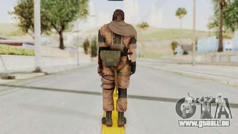 MGSV The Phantom Pain Venom Snake Sc No Patch v5 für GTA San Andreas dritten Screenshot