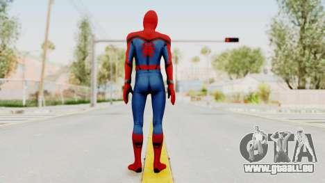 Spider-Man Civil War pour GTA San Andreas troisième écran