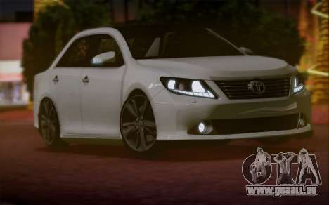 Toyota Camry V6 Sprot Edition pour GTA San Andreas