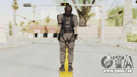 MGSV Phantom Pain Quiet XOF v2 für GTA San Andreas dritten Screenshot