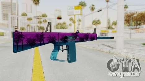 Vice AA-12 pour GTA San Andreas deuxième écran