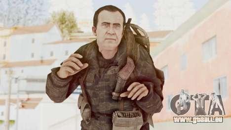 COD BO President Nixon Vietnam v2 pour GTA San Andreas
