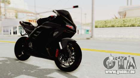 Kawasaki Ninja 300 FI Modification für GTA San Andreas