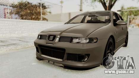 Seat Leon CupraR 2003 pour GTA San Andreas