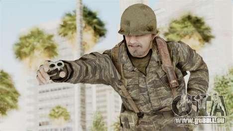 COD BO SOG Reznov v2 pour GTA San Andreas
