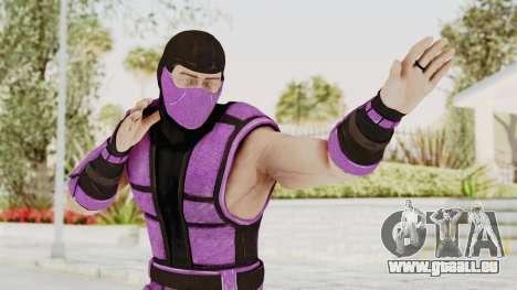 Mortal Kombat X Klassic Rain pour GTA San Andreas