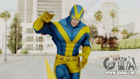 Marvel Future Fight - Goliath für GTA San Andreas