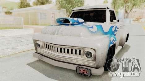 GTA 5 Slamvan Race PJ1 für GTA San Andreas