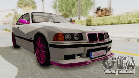 BMW M3 E36 Beauty für GTA San Andreas