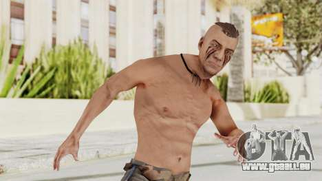 Assassins Creed 3 - Connor Kenway Shirtless pour GTA San Andreas