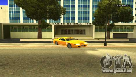 Colormod Easy Life by roBB1x für GTA San Andreas her Screenshot