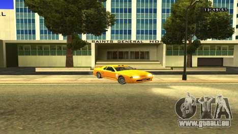 Colormod Easy Life by roBB1x für GTA San Andreas her Screenshot