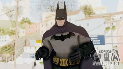Batman Arkham City - Batman v1 pour GTA San Andreas