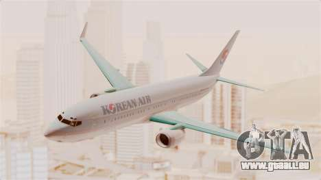 Boeing 737-800 Korean Air pour GTA San Andreas