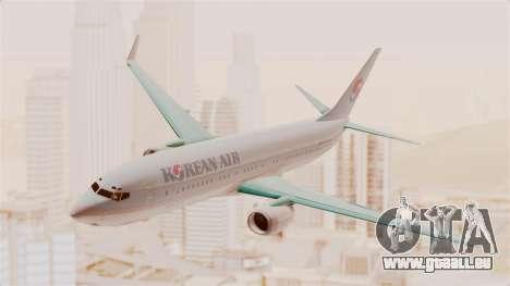 Boeing 737-800 Korean Air für GTA San Andreas