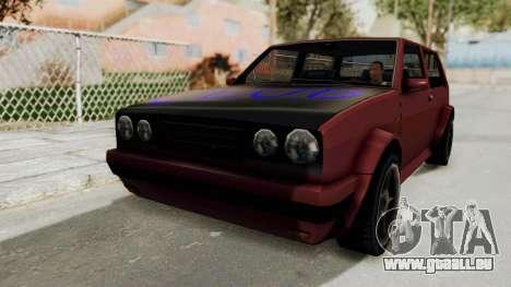 BF Club v2 für GTA San Andreas