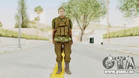 MGSV The Phantom Pain Soviet Union No Sleeve v2 für GTA San Andreas zweiten Screenshot