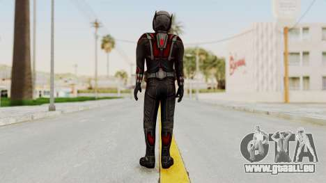 Marvel Pinball - Ant-Man pour GTA San Andreas troisième écran