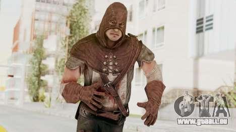 Assassins Creed Brotherhood - Executioner pour GTA San Andreas