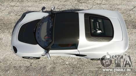 GTA 5 Lotus Exige V6 Cup Rückansicht