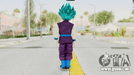 Dragon Ball Xenoverse Gohan Teen DBS SSGSS2 v1 für GTA San Andreas dritten Screenshot