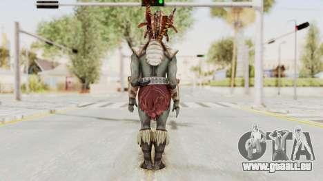 Mortal Kombat X - Kotal Kahn für GTA San Andreas dritten Screenshot