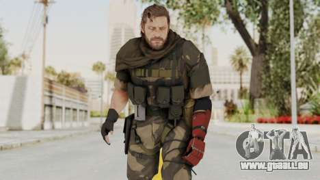 MGSV The Phantom Pain Venom Snake Sc No Patch v4 pour GTA San Andreas