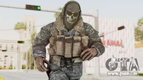 COD MW2 Ghost Ops für GTA San Andreas