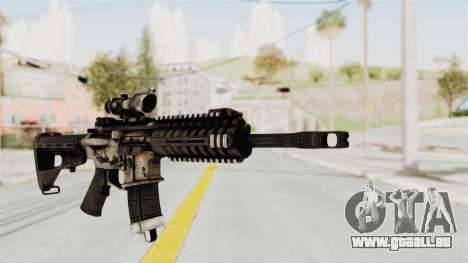 P416 pour GTA San Andreas