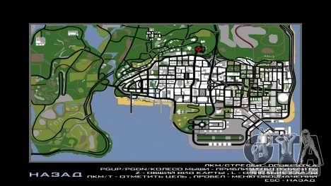 New Vinewood Russia pour GTA San Andreas quatrième écran