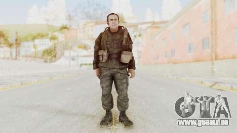 COD BO President Nixon Vietnam v2 für GTA San Andreas zweiten Screenshot