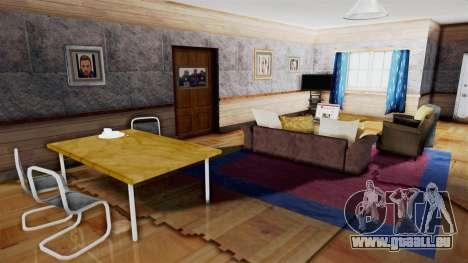 CJs House New Interior für GTA San Andreas fünften Screenshot