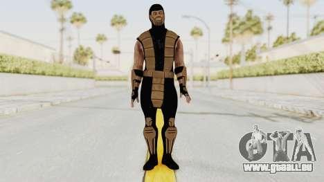Mortal Kombat X Klassic Tremor pour GTA San Andreas deuxième écran