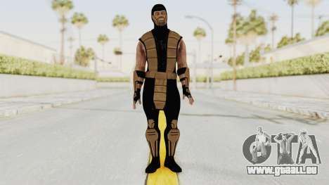 Mortal Kombat X Klassic Tremor für GTA San Andreas zweiten Screenshot
