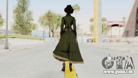 Bioshock Infinite Elizabeth Gibson pour GTA San Andreas troisième écran