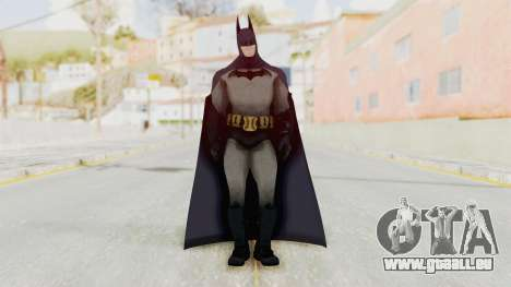 Batman Arkham City - Batman v1 für GTA San Andreas zweiten Screenshot