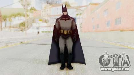Batman Arkham City - Batman v1 pour GTA San Andreas deuxième écran