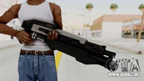 Killzone - LS13 Shotgun pour GTA San Andreas troisième écran