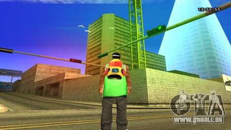 Colormod Easy Life by roBB1x für GTA San Andreas sechsten Screenshot