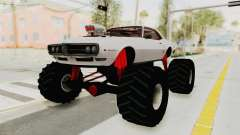 Pontiac Firebird 400 1968 Monster Truck