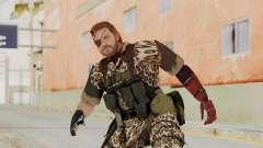 MGSV The Phantom Pain Venom Snake Animals