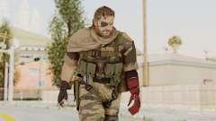 MGSV The Phantom Pain Venom Snake Scarf v2