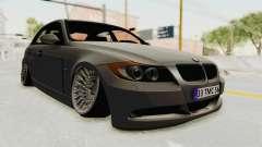 BMW 330i E92 Camber