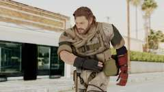 MGSV The Phantom Pain Venom Snake Sc No Patch v3