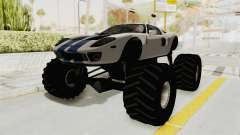 Ford GT 2005 Monster Truck für GTA San Andreas