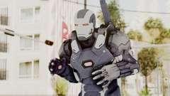 Captain America Civil War - War Machine