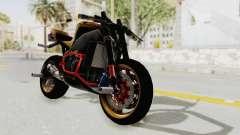 Honda CBR1000RR Naked Bike Stunt